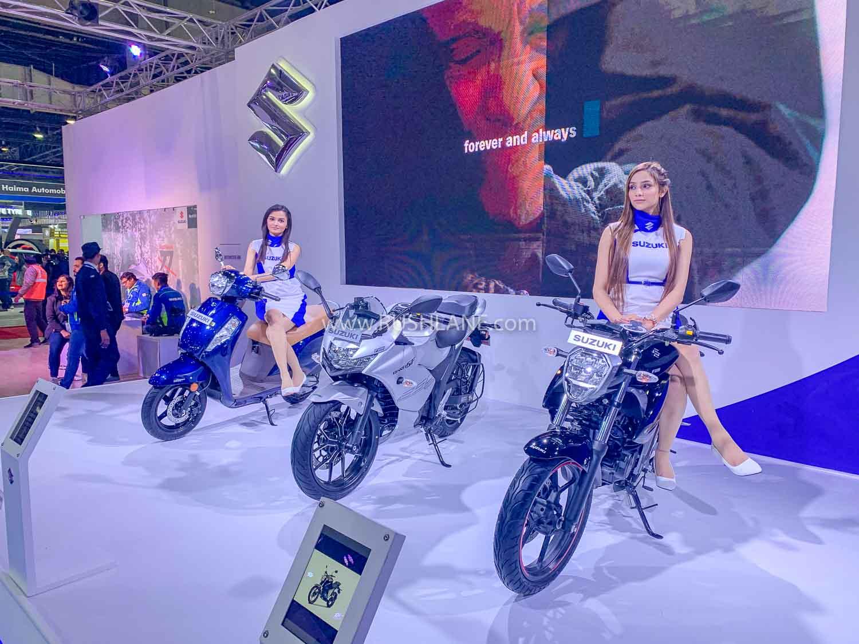 Suzuki Motorcycle sales