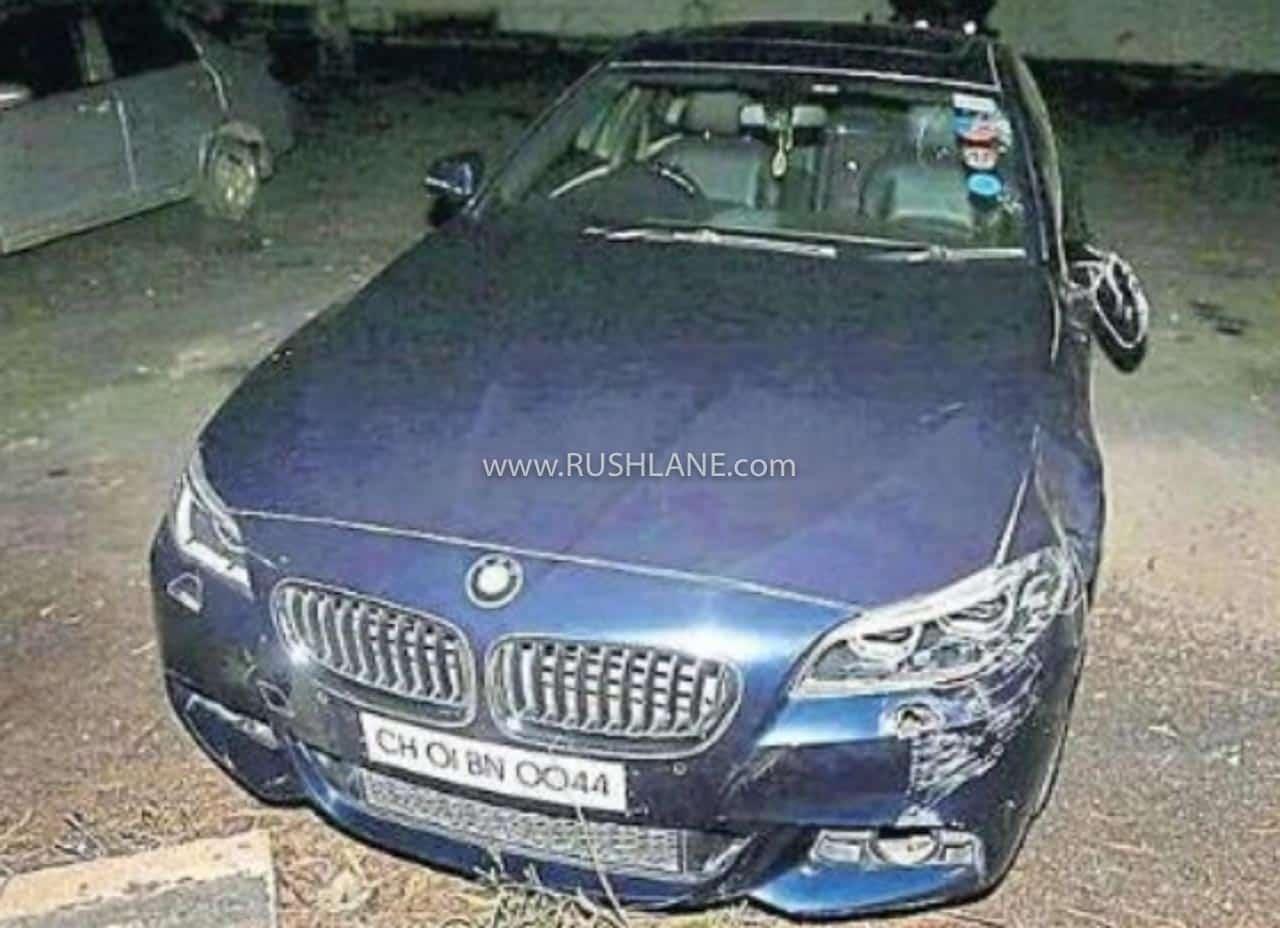 Traffic Police blames BMW India