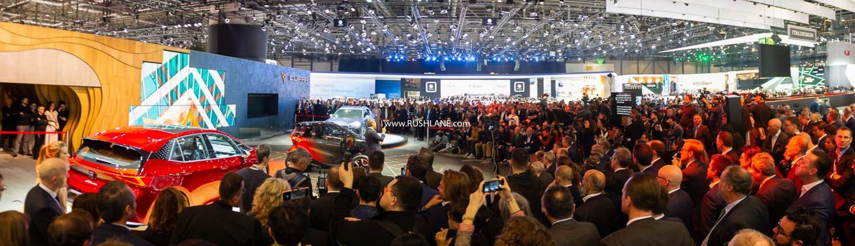 2020 Geneva Motor Show cancelled.