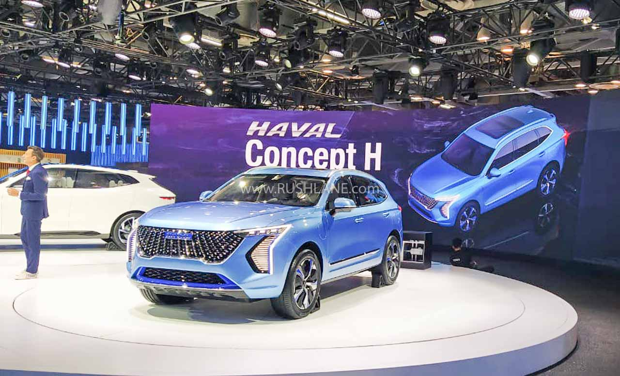 Great Wall Haval Concept H