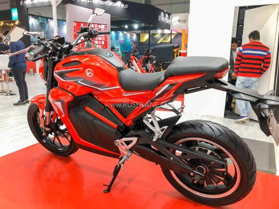 Hero Electric motorcycle AE-47