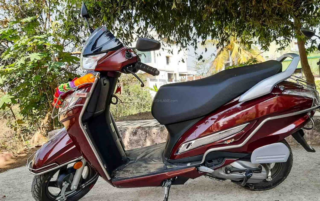 Honda Activa 125 Bs6 Recalled Over Faulty Cooling Fan Cover And Oil Gauge