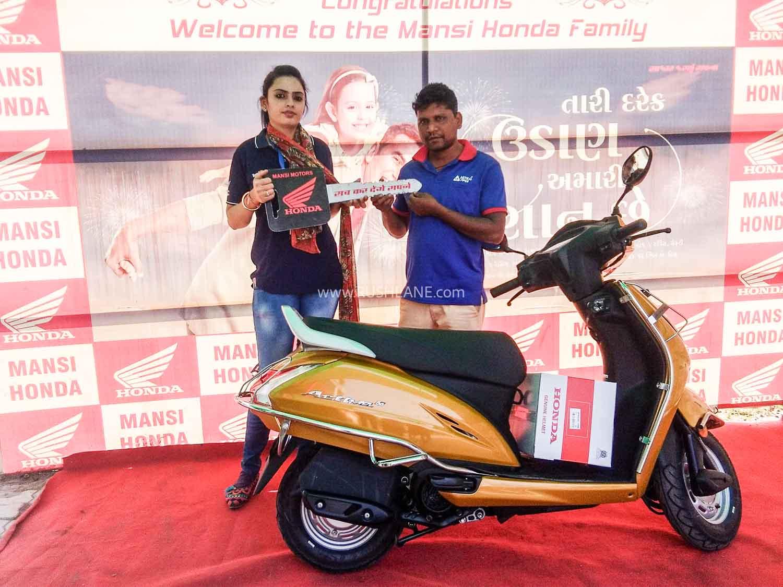 Honda Activa sales Jan 2020