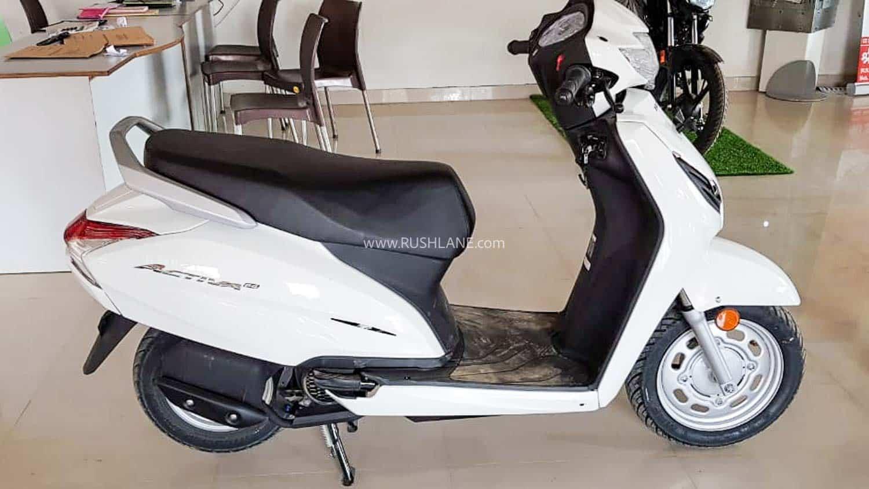 Honda Activa 6G sales