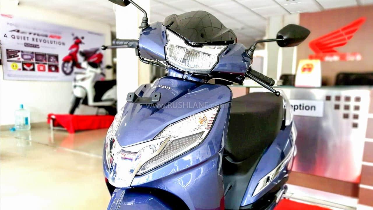 Honda Activa BS6 sales decline