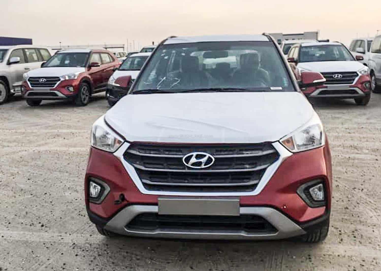 Hyundai Creta exports.