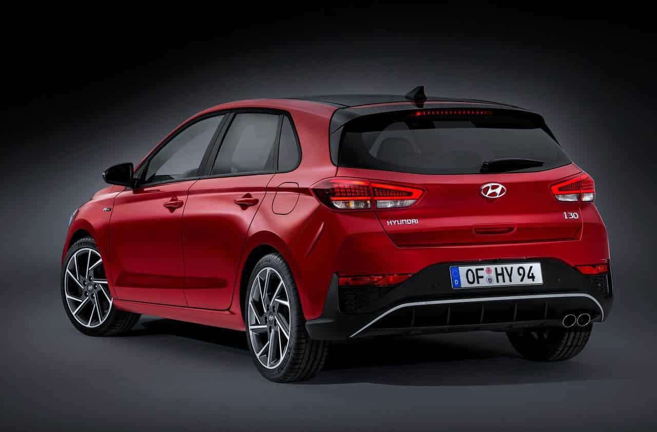 Hyundai i30 Facelift 2020