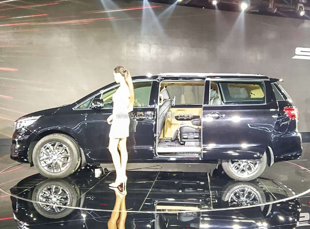 Kia Carnival MPV launch price