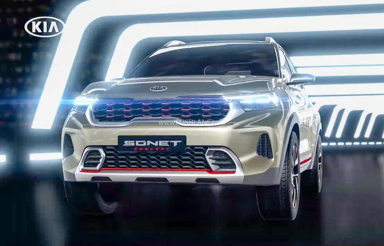 Kia Sonet SUV TVC Video