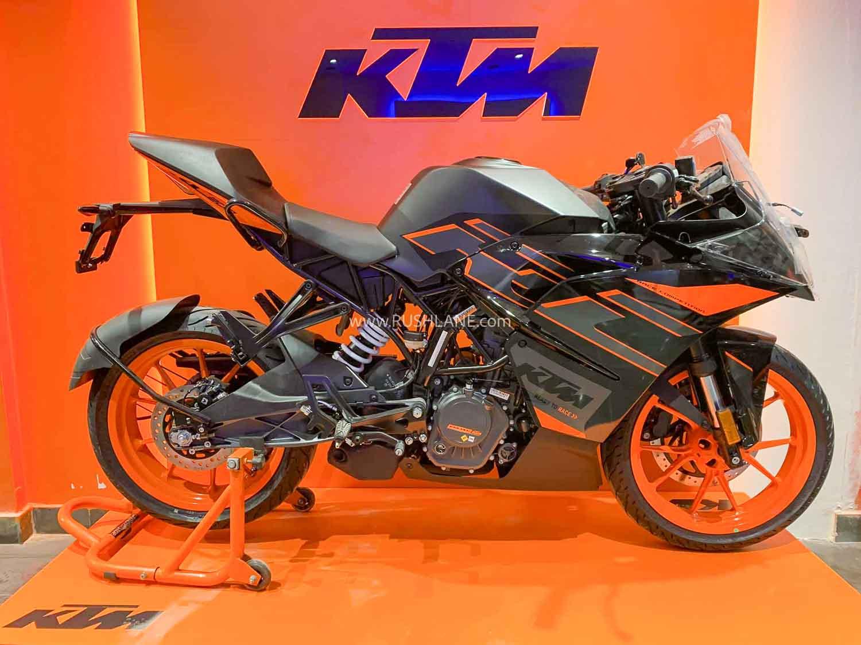 KTM RC 200 BS6