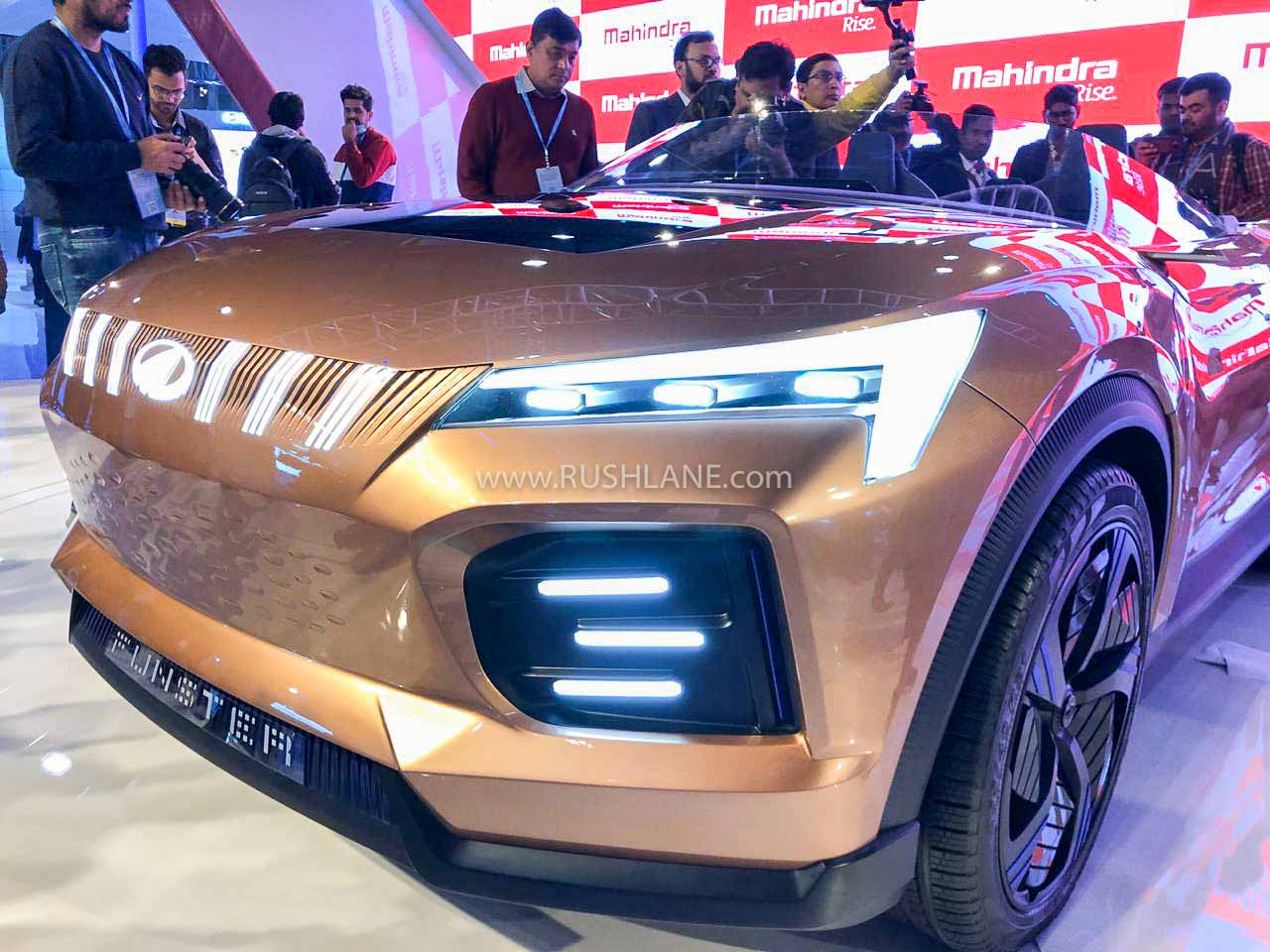 Mahindra Funster Electric Concept