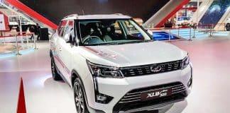 Mahindra XUV300 Sportz at 2020 Auto Expo