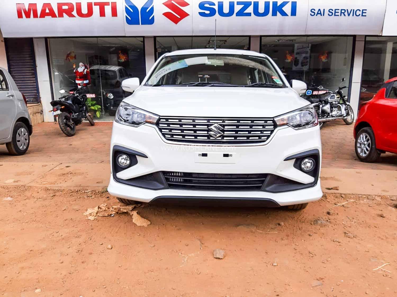 Maruti Ertiga Sales decline