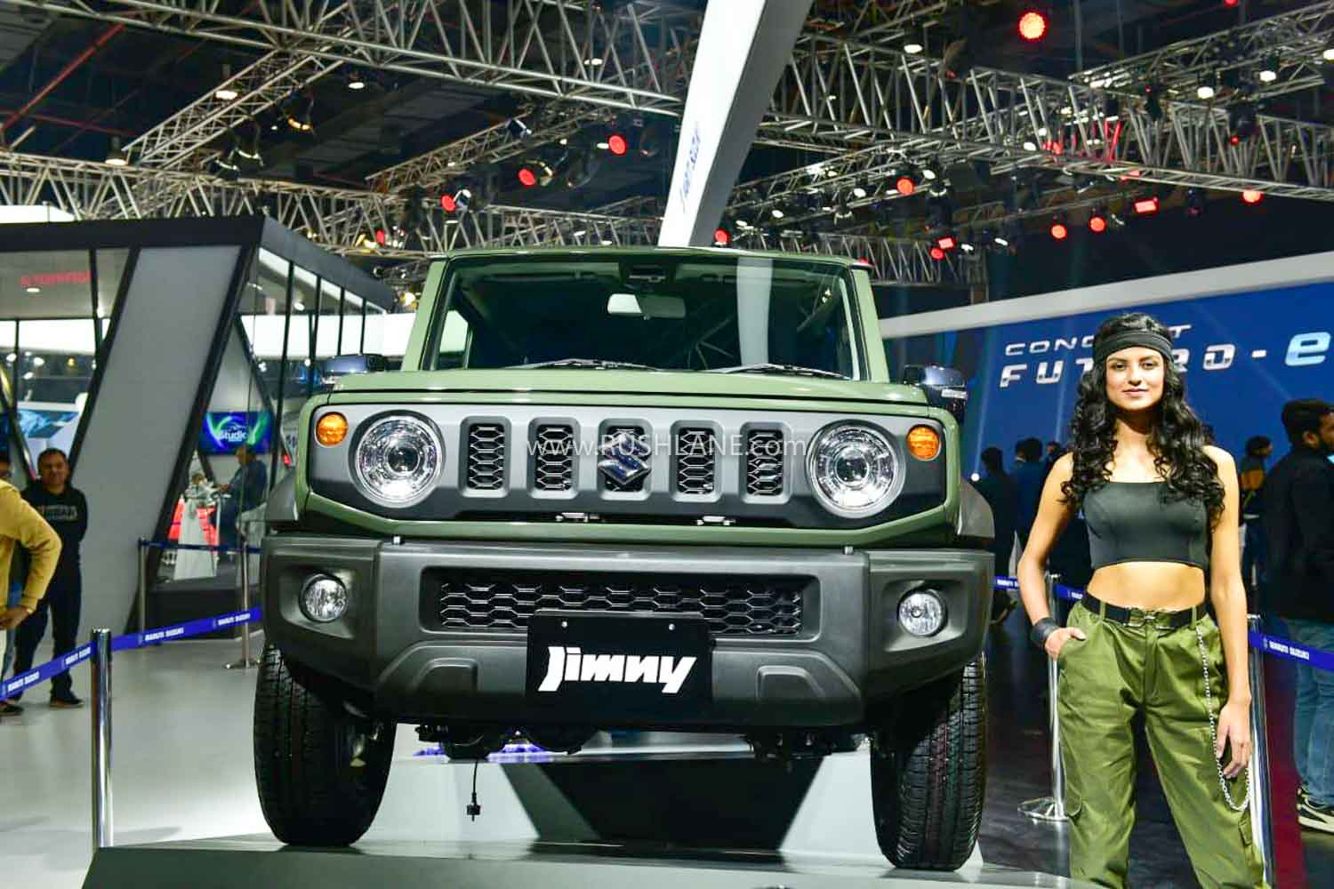 Maruti Jimny at 2020 Auto Expo