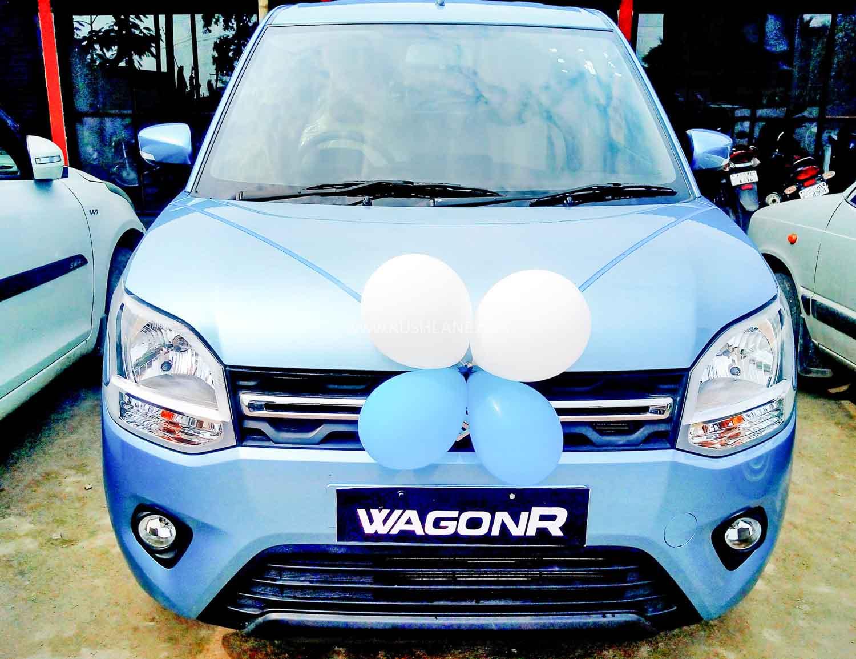 Maruti WagonR BS6 CNG