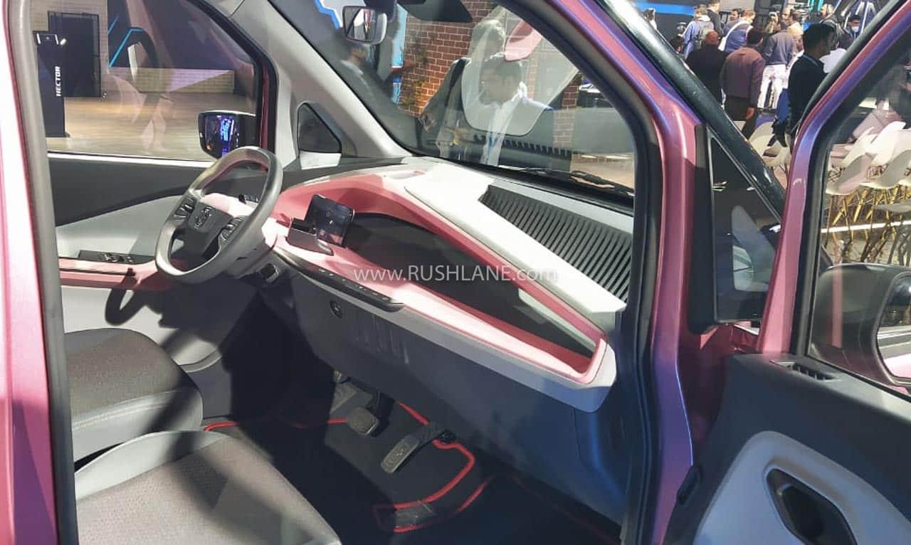MG E200 electric car
