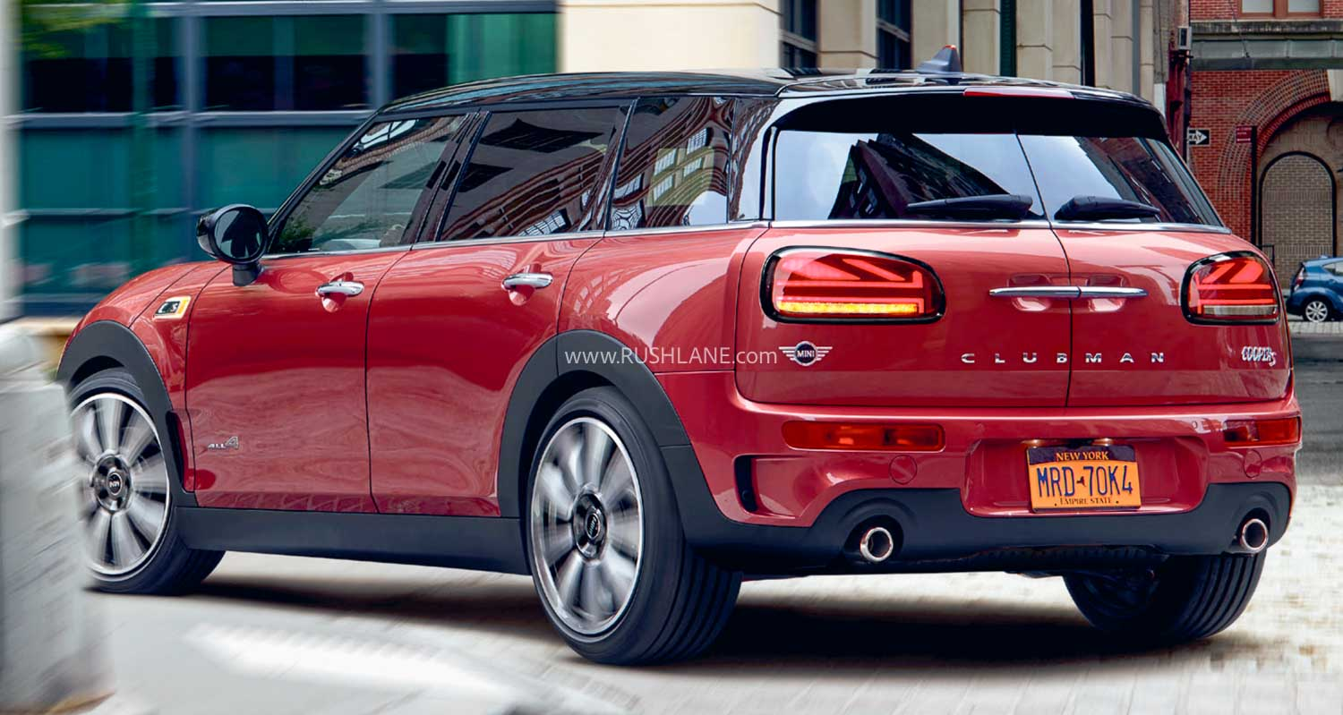 MINI Clubman Indian Summer Red Edition