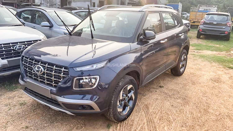 New Hyundai Venue BS6 diesel