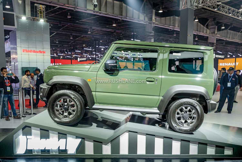 2020 Maruti Suzuki Jimny