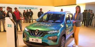 Renault Kwid Electric