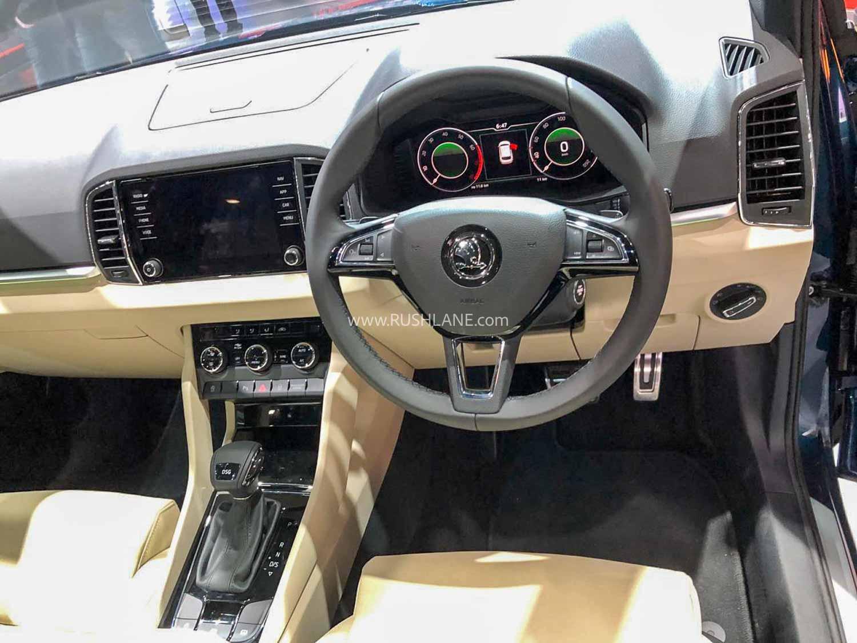New Skoda Karoq at 2020 Auto Expo