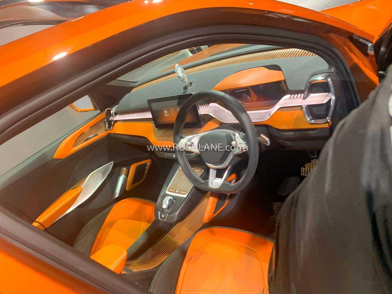 Skoda Vision IN SUV