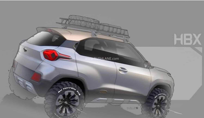 Tata HBX design
