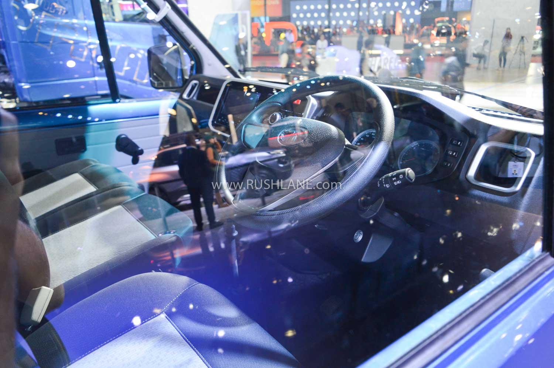 Tata Winger Facelift