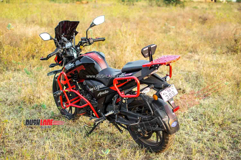 TVS Apache Touring Kit