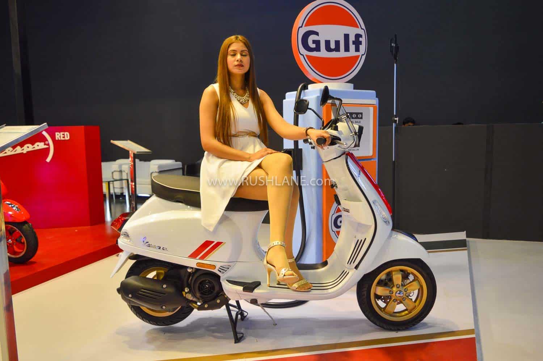 Vespa Racing Edition