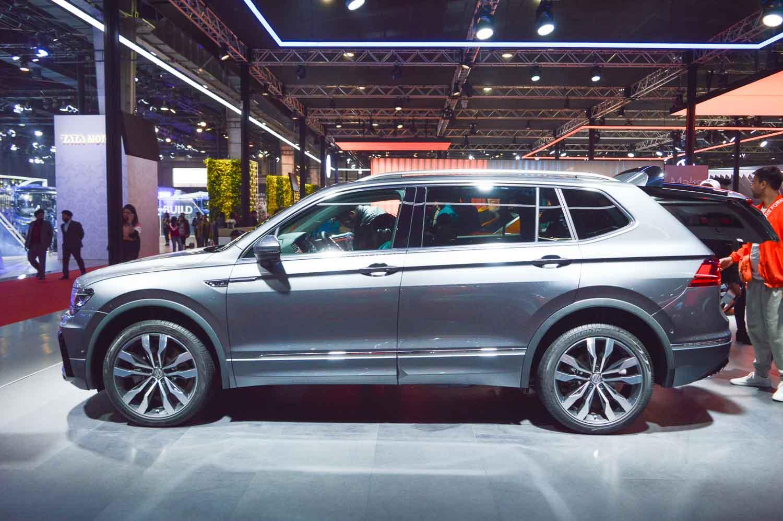 VW Tiguan All Space