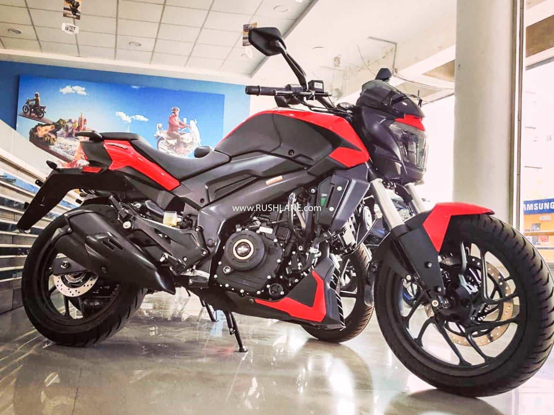 2020 Bajaj Dominar 250 BS6