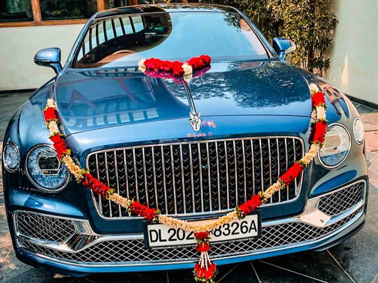 India's first 2020 Bentley Flying Spur