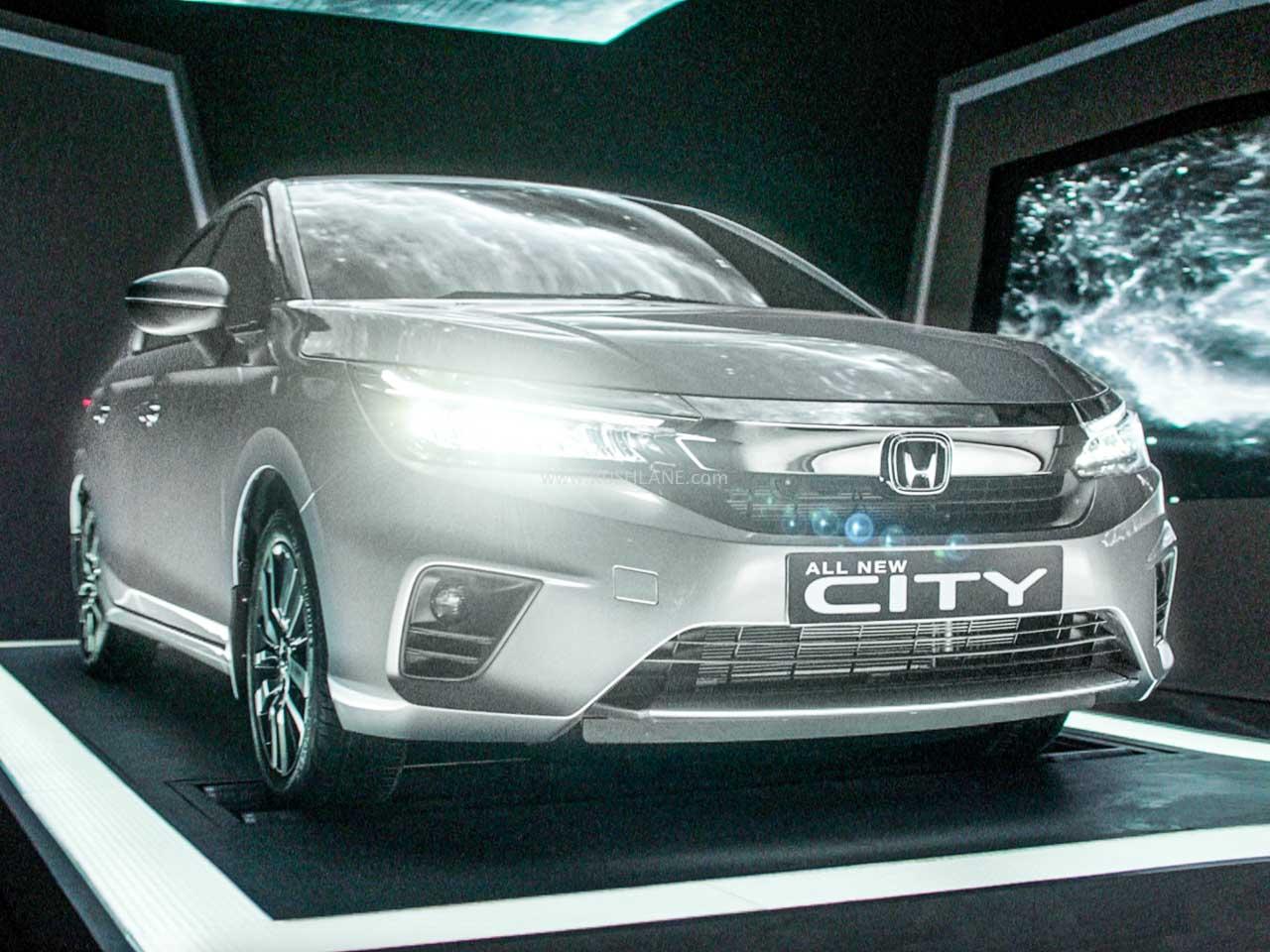 New Honda City Alexa Teaser