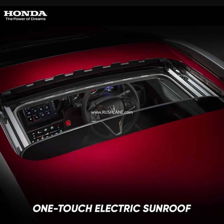 2020 Honda WRV Facelift BS6