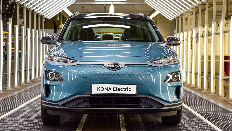 2020 Hyundai Kona for Europe.