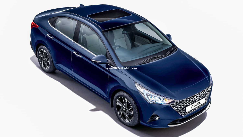 2020 Hyundai Verna for India