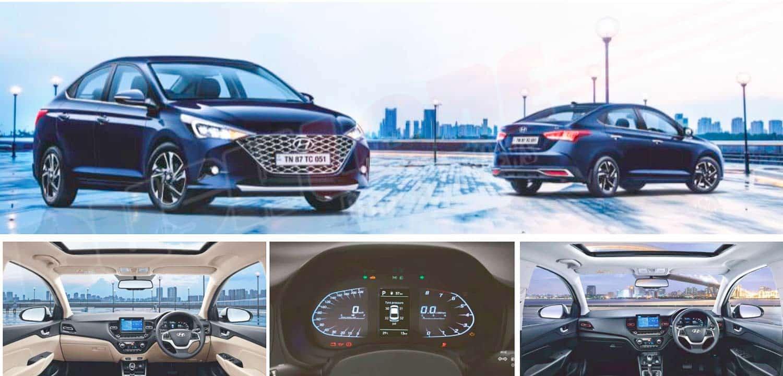 2020 Hyundai Verna BS6 Prices