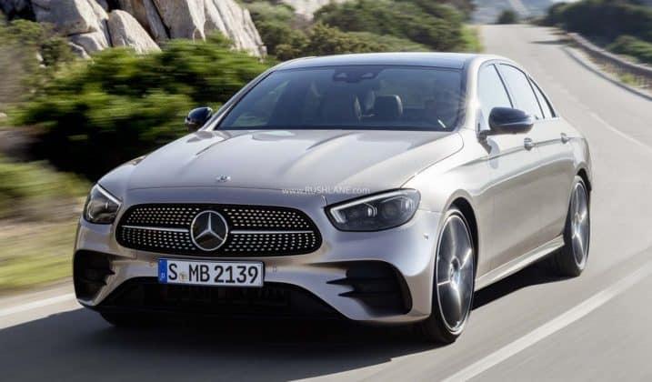 2020 Mercedes Benz E-Class