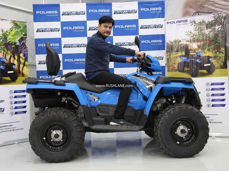 Polaris Sportsman 570 Tractor