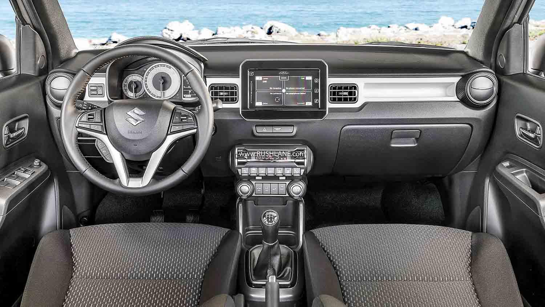 2020 Suzuki Ignis Euro Spec
