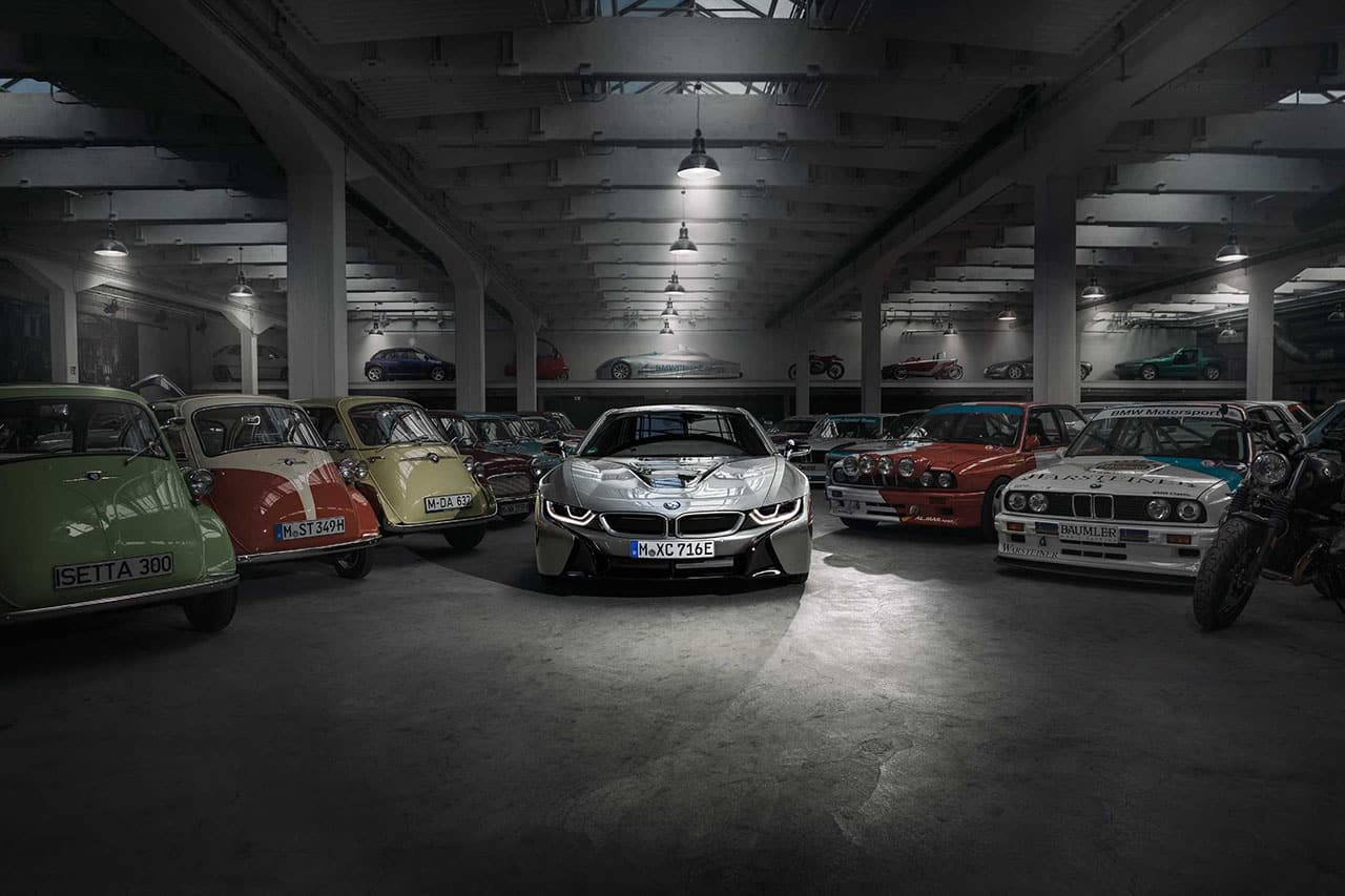 BMW i8 discontinued