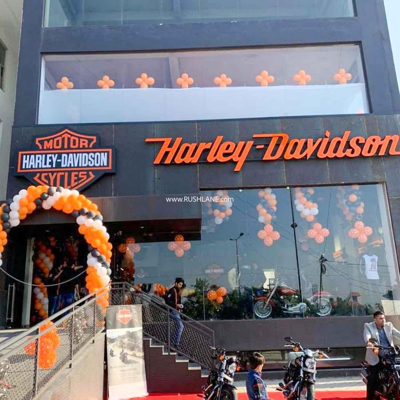 Harley Davidson Dealer