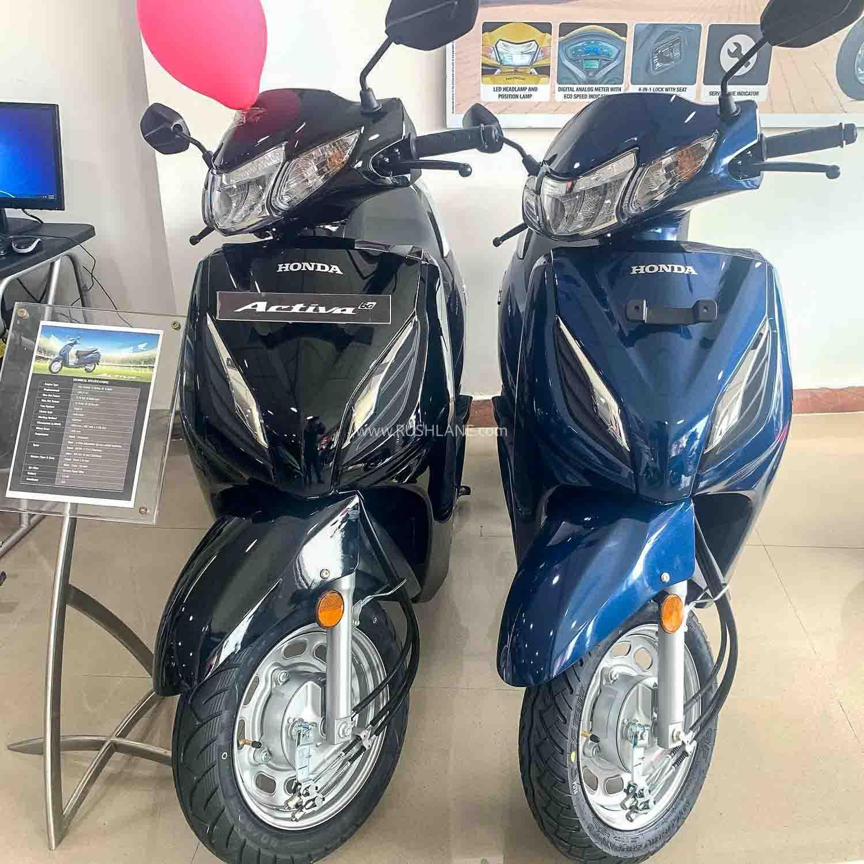 New Honda Activa 6G