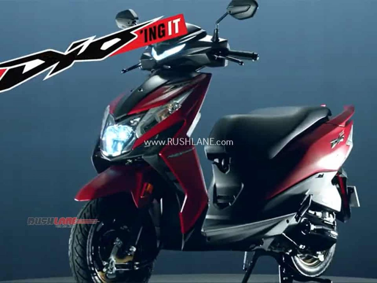 2020 Honda Dio Bs6 Detailed In New Tvc Priced Lower Than Activa 6g