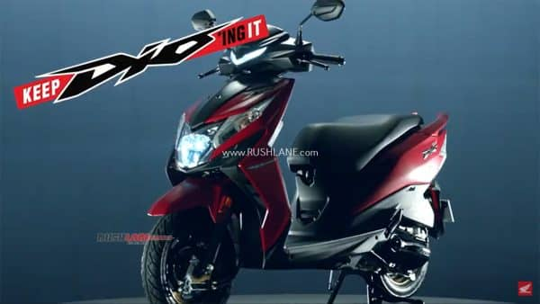 Honda Dio BS6 TVC