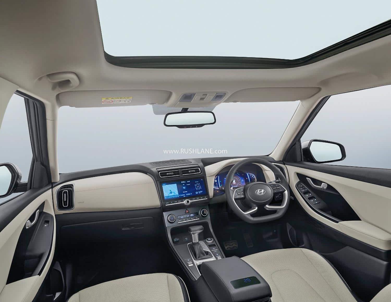 2020 Hyundai Creta interiors