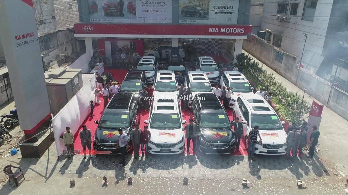 Surat Motorcar LLP - Kia dealer in Surat