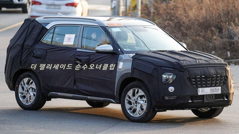 Longer Hyundai Creta 7 Seat