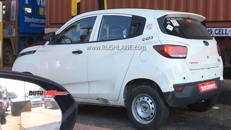 Mahindra KUV100 CNG BS6